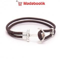 Bracelet en liège avec une...