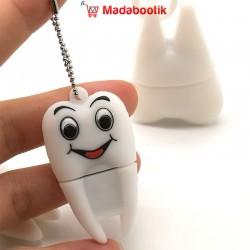 clé usb en forme de dent sourire