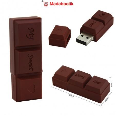 clé usb en forme de chocolat