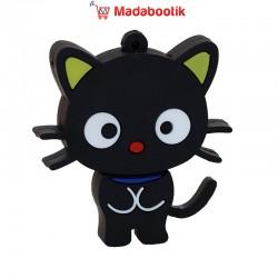clé usb en forme de chat noir