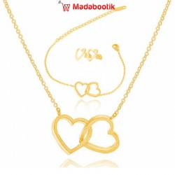 coffret bijoux cœurspour femmes